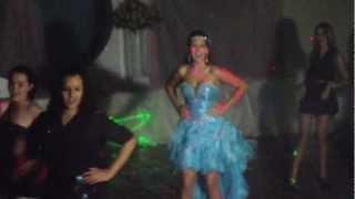 Entrada festa de 15, Mc Pocahontas