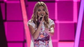 Fely Irvine Sings We Found Love   The Voice Australia 2014