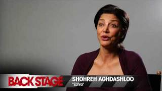 Shohreh Aghdashloo:
