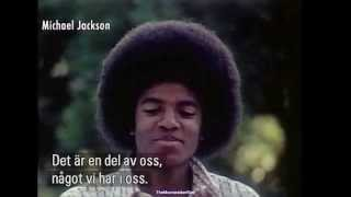 Michael Jackson & The Jackson Family Interview 1976
