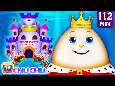 Xxx Mp4 Humpty Dumpty Sat On A Wall And Many More Nursery Rhymes For Children Kids Songs By ChuChu TV 3gp Sex