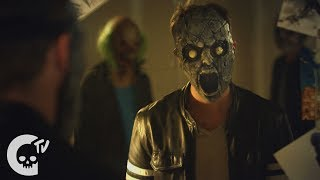 The Mask Maker | Scary Short Horror Film | Crypt TV