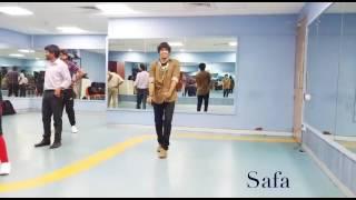 Solo dance safa