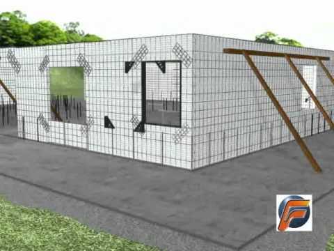 MUROPLAC Sistema de construccion liviano y sismo resistente