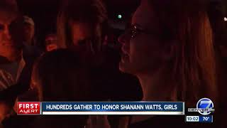 Candlelight vigil honors Frederick mom and her 2 young girls