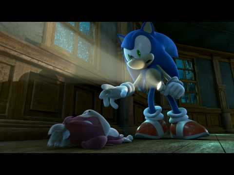 Sonic Night of the Werehog Short Movie Official E3 All Access Media