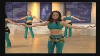 Belly Dance Workout - Part 1 of 3