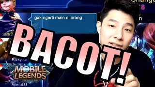 YAKIN BACOTIN GUA? LET ME SHOW YOU • Mobile Legends Indonesia (60fps)