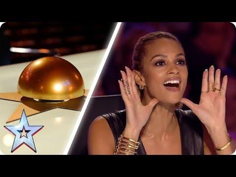 Alesha Dixon s BEST GOLDEN BUZZERS Britain s Got Talent