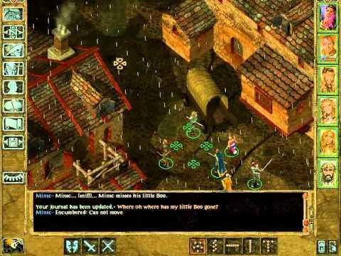 Let's Play the Baldur's Gate Saga - BG II - Searching Valygar's Home & The Missing Boo - 46