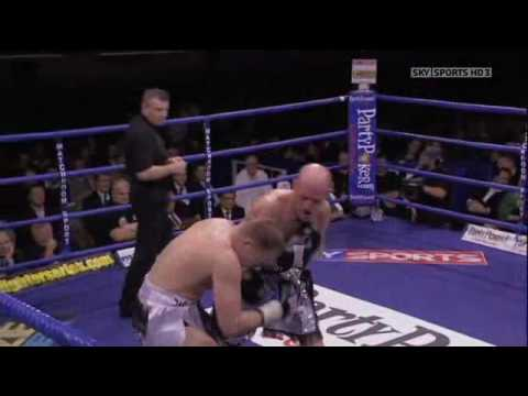 Best Brutal BoXing Knockouts Of 2009