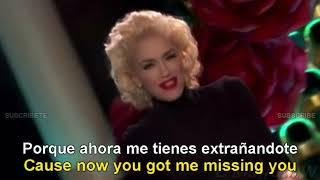 Gwen Stefani - Make Me Like You [Lyrics English - Español Subtitulado]