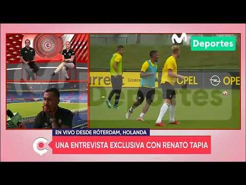 Xxx Mp4 Renato Tapia Duele No Estar Con La Selección Uno Siempre Quiere Jugar Estos Partidos 3gp Sex