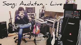 Rizwan Kayani - Aadatan Live with Dj GK