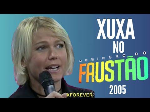 XUXA DOMINGÃO DO FAUSTÃO 2005 EM HD
