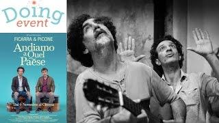 DoingEvent.com | Intervista Lello Analfino Tinturia Cocciu d'amuri serenata