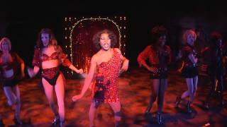 Get a look at KINKY BOOTS on Broadway!
