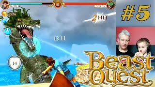 Let's Play Beast Quest - Part 5 - Sepron Hunting