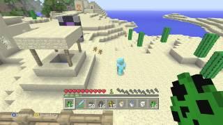 Minecraft Xbox Trolling  - The Original Herobrine Prank - Part 1 - Episode 1