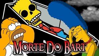 Texto : A Morte De Bart Simpson Ep Banido