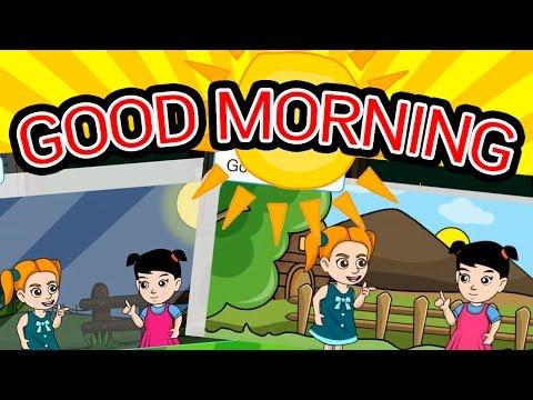 Good Morning สื่อการเรียนการสอน ภาษาอังกฤษ ป.3