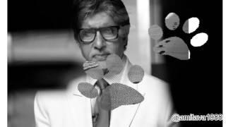 Tribute to Tagore - Amitabh Bachchan - Ekla Chalo Re