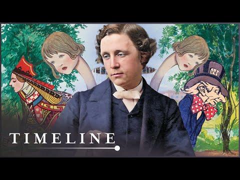 The Secret World Of Lewis Carroll Alice In Wonderland Documentary Timeline
