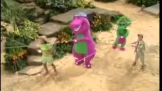 Barney Let's Go to the Beach (2006 Version)
