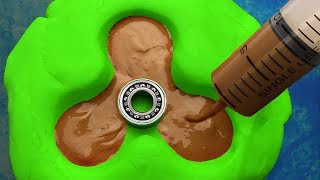 DIY Choco Fidget Spinner - How To Make