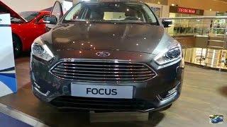 NEW 2018 Ford Focus - Exterior & Interior