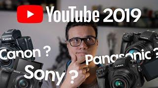 Quelle Caméra Pour YouTube En 2019 ?