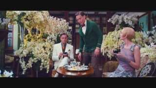 The Great Gatsby 2013 Scene - Tea Invitation (Gatsby & Daisy Meets)