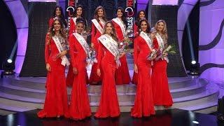 Gala interactiva Miss Venezuela 2016 + Declaraciones de Rosangelica Piscitelli Miss Miranda 2016