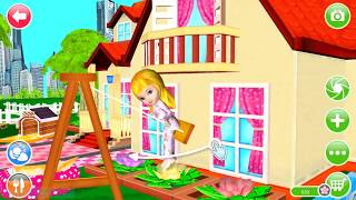 Fun Baby Care - Ava the 3D Doll - Bath Time, Dress Up, Feed - Play Fun Kids Games