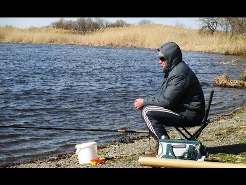 видео рыбалка на оке в марте 2016