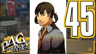 ★☂Persona 4 Golden☂★ - VERY HARD - Blind Playthrough Part 45 ★Junes Relations★