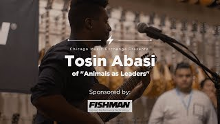 CME & Fishman Present: An Evening with Tosin Abasi