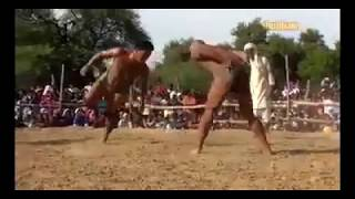 Indian Wrestling much faster than WWE