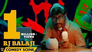 Naanum Rowdy Dhaan - RJ Balaji Comedy Scene   Vijay Sethupathi, Nayanthara, Vignesh Shivan