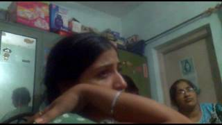 Aashiqui 2 effect - Emotional Indian girl crying cute and funny hehehe