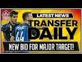 MORATA To MAN UTD Latest Plus New PERISIC Bid | MAN UTD Transfer News