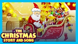 The Christmas Story And Song For Kids || Christmas 2016 - Jesus Birth Story For Children