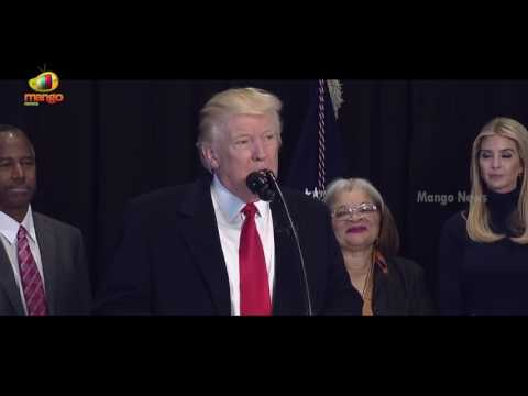 Donald Trump Speaks At National Museum of African American History and Culture | Mango News