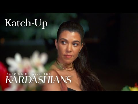 Keeping Up With the Kardashians Katch Up S13 EP.9 E