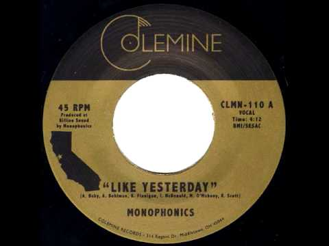 Xxx Mp4 Monophonics Like Yesterday Soul Funk 45 3gp Sex