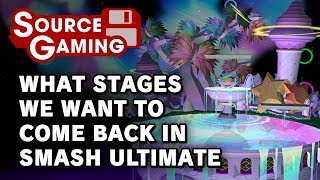 What Stages We Want To Come Back in Smash Ultimate - SG Discussion