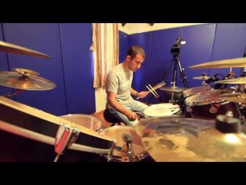 Christ is Enough (Live) - Hillsong Live (Drum Cover) - Sal Arnita