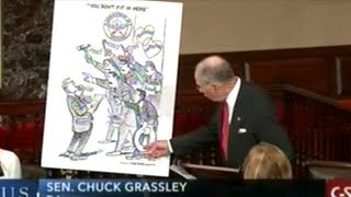 Senator Grassley Highlights The LONG History MIC War Profiteering At The Pentagon
