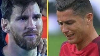 Tribute To Messi And Ronaldo .We Miss You World cup 2018