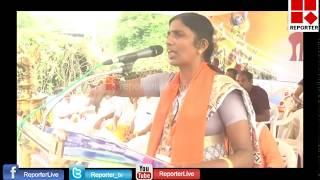 KP Sasikala against Mohanlal film Mahabharata│Reporter Live